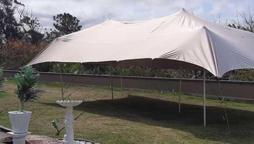 stretch-tent